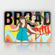 Broad City  Laptop & iPad Skin