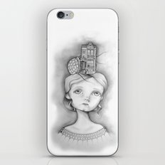 San Francisco, mon amour iPhone & iPod Skin