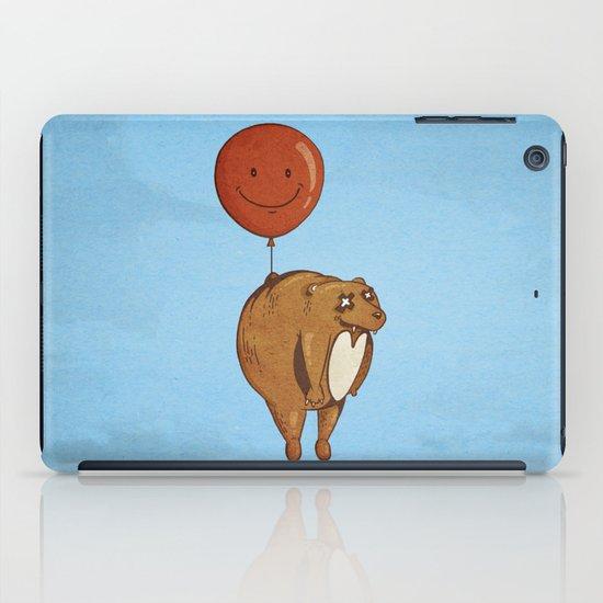 Float On, Bear, Float On iPad Case