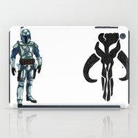 Jango Fett iPad Case
