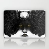 Golden Eyes Laptop & iPad Skin