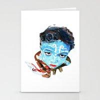 Hindu Boy Stationery Cards