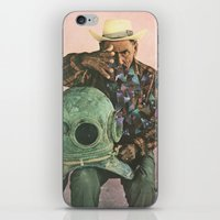 Old Tricks Up New Sleeves iPhone & iPod Skin
