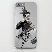 iPhone & iPod Case featuring My interrogation? by gwenola de muralt