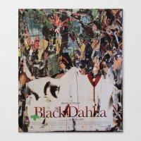 Dhaila Canvas Print