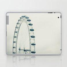 Round and round it goes Laptop & iPad Skin