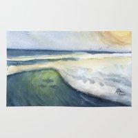 Warm Waves Rug