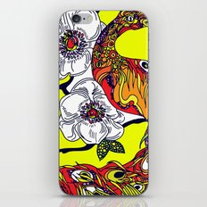 My peacock iPhone & iPod Skin