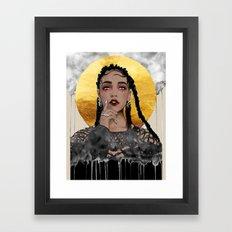 FKA Twigs Framed Art Print