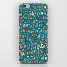City iPhone & iPod Skin