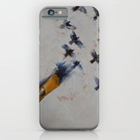 iPhone & iPod Case featuring Birds by Michael Creese