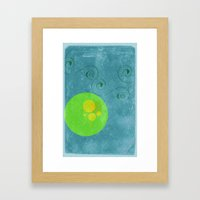 Design 3 Framed Art Print
