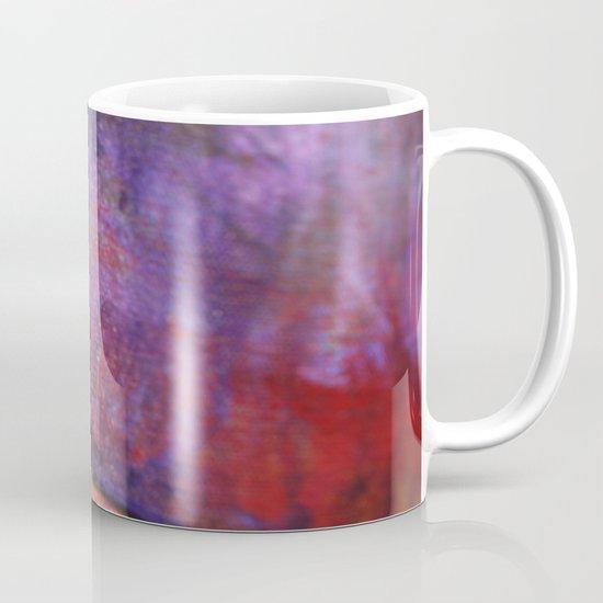 Red Vastness Mug