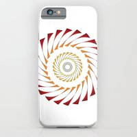 iPhone & iPod Case featuring Circle 3B by ARTbyGUNTHER