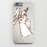iPhone & iPod Case featuring GOATY by Casstronaut