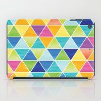 Triangle iPad Case
