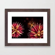 Efflorescence 34 Framed Art Print