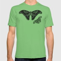 Taking Flight Mens Fitted Tee Grass SMALL