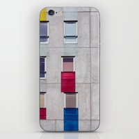 eastern european apartments in colour iPhone & iPod Skin