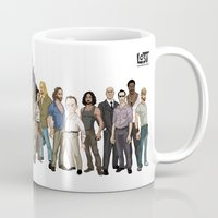 LOST: The Animated Series Mug