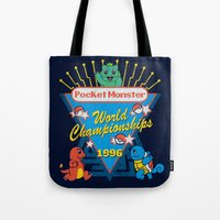 World Championship Tote Bag