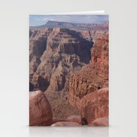 Canyon Stationery Cards