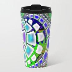 Steppin' Stone 3D Psychedelic Travel Mug