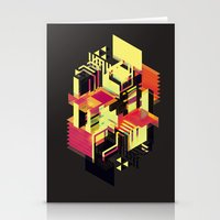Utopia In Six Or Seven C… Stationery Cards