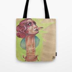 SUPER FLAMINGO Tote Bag