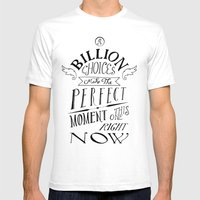 Perfect Moment Mens Fitted Tee White SMALL