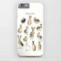 Rabbits & Hares iPhone 6 Slim Case