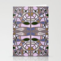 The Texture Of Twilight Stationery Cards