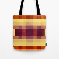 Autumn Winds Abstract  Tote Bag