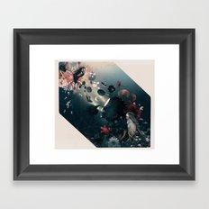 sliva Framed Art Print