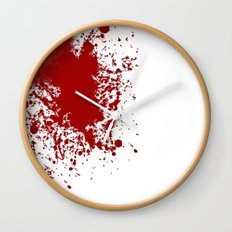 Bloody ... Wall Clock