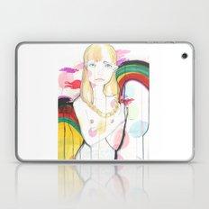 La fille de Siren Laptop & iPad Skin