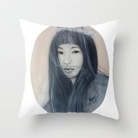 Bright Star Throw Pillow