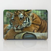 Baby Tiger iPad Case