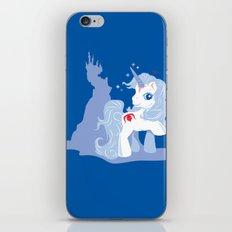 My Little Last Unicorn iPhone & iPod Skin