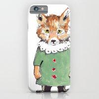 Bear Fox iPhone 6 Slim Case