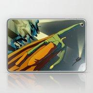 Laptop & iPad Skin featuring Superman by Peerro