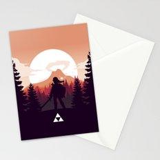 The Legend of Zelda - Orange Version Stationery Cards