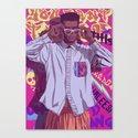 80/90s - GW Canvas Print