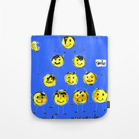 support happiness Tote Bag