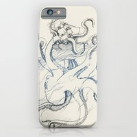 iPhone & iPod Case featuring Kraken by Kyle Naylor