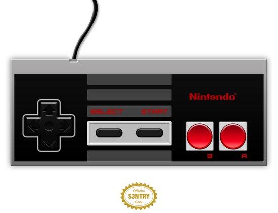 Nintendo Entertainment System Art Print