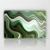 Green Dream Laptop & iPad Skin