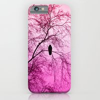 The Sentinal ~ Pink Abstract iPhone 6 Slim Case