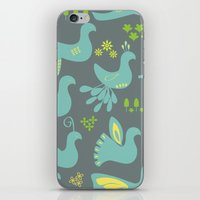 Flying South iPhone & iPod Skin