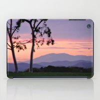 Saddleback Sunset iPad Case